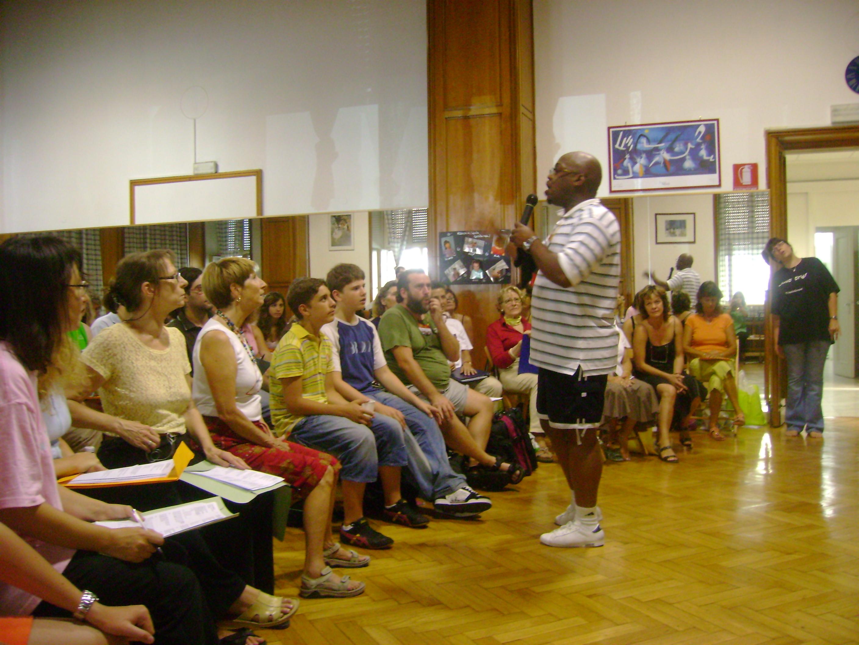 John to start Community Gospel Choir in the Croydon area