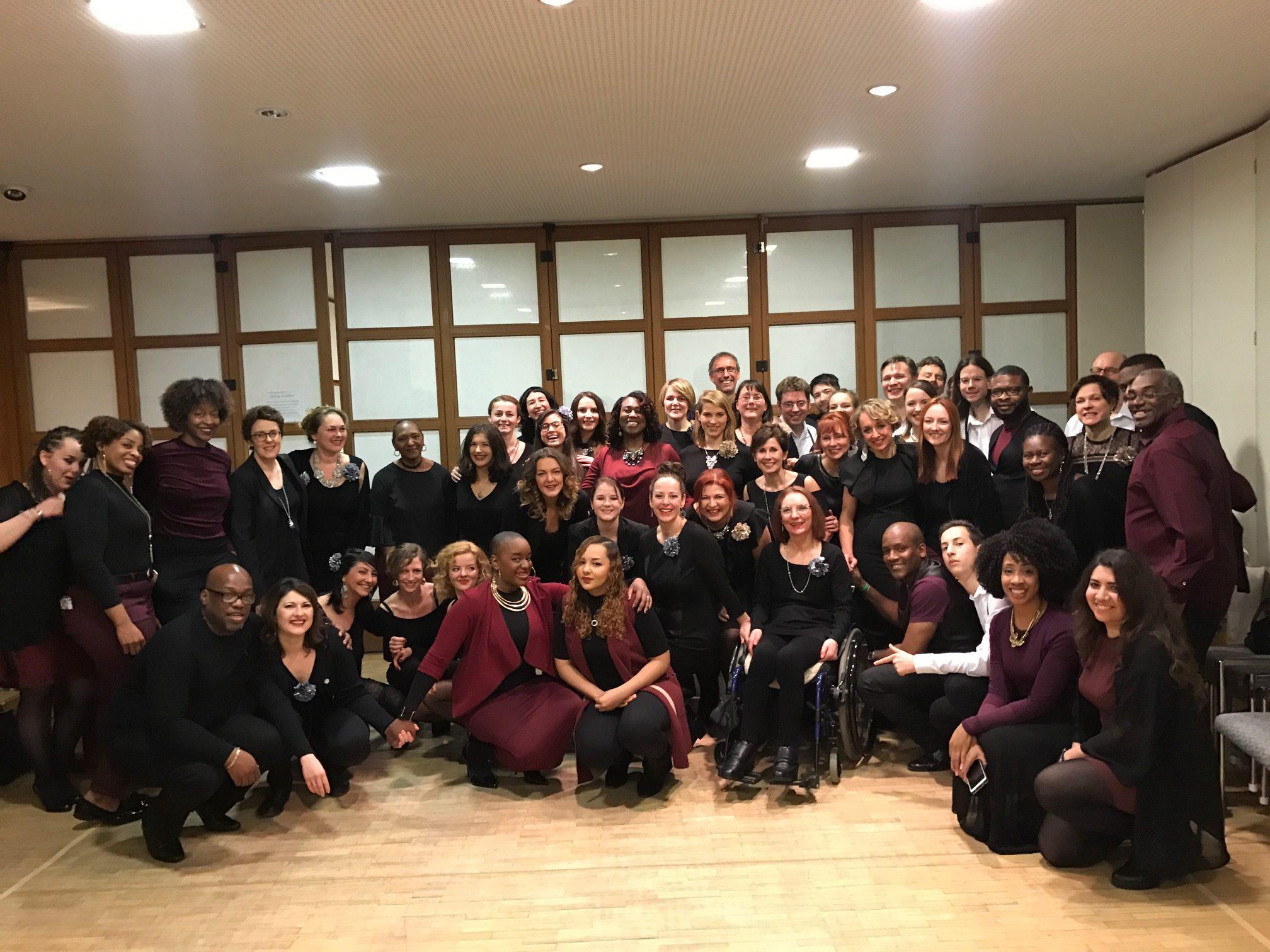 MUNICH GERMANY WITH GOSPEL & SOUL Choir Thursday 9th – Sunday 12th February